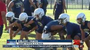 2-A-Days: Delano Tigers [Video]