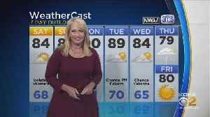 KDKA-TV Nightly Forecast (8/16) [Video]