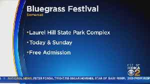 Laurel Hill State Park Hosts Bluegrass Festival [Video]