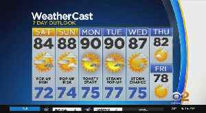 New York Weather: 8/17 CBS2 Morning Weather Headlines [Video]