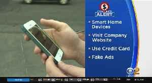 Better Business Bureau Issues Smart Home Device Scam Alert [Video]