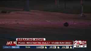 Motorcyclist killed in crash on 31st and Mingo and [Video]