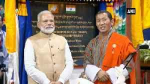 PM Modi, Bhutan PM inaugurate Mangdechhu hydroelectric power plant in Bhutan [Video]