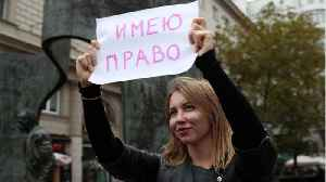 Lone Voices: Russian Opposition Activists Launch Solo Pickets Across Moscow [Video]