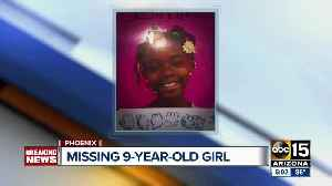 Police search for missing 9-year-old girl [Video]