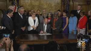 Gov. Wolf Signs Gun Violence Executive Order [Video]