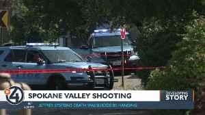 Spokane Valley shooting suspect is dead, deputies confirm [Video]