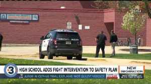 Verona Area High School adds fight intervention protocol to safety and security plans [Video]