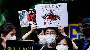 Hong Kong Protesters Urge Boycotting Disney's Mulan Remake [Video]