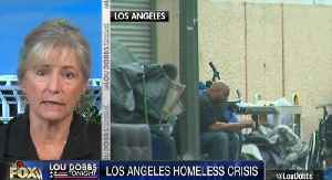 Activist: Failed liberal policies encourage homeless crisis in California [Video]