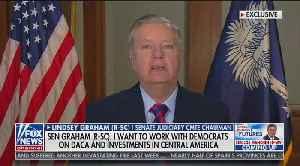 Sen. Graham talks potential future gun laws part 1 [Video]