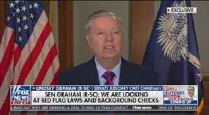 Sen. Graham talks potential future gun laws part 2 [Video]