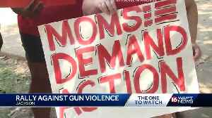 Local organization helps to stop gun violence [Video]