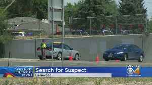 Wadsworth Boulevard Closed During Search For Suspect [Video]