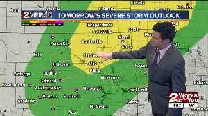 Saturday Night Forecast [Video]