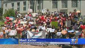 Activists Demand Answers At Anti-Violence Rally In DTLA [Video]