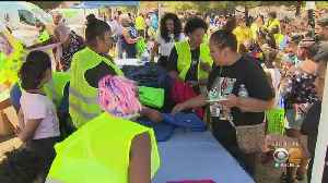 Thousands Take Part In Back-To-School Resource Fair [Video]
