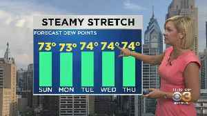 Philadelphia Weather: Multi-Day Excessive Heat Watch [Video]