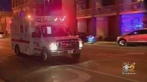 2 People Injured In Hit-And-Run; Police Searching For Driver [Video]