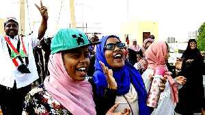 Sudan protest leaders, military sign transitional government deal [Video]