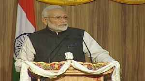 'No better time to be young than now': PM Modi to students in Bhutan [Video]