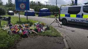 News video: Pc Andrew Harper death: Police given extra 36 hours to question suspects