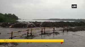 Puligadda Bridge in AP's Krishna submerged after 10 years [Video]