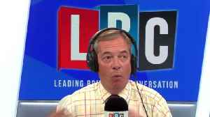 Nigel Farage Asked Tom Brake If The UK Will Leave The EU By Halloween [Video]