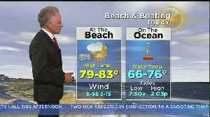 WBZ Morning Weather Forecast For August 18 [Video]
