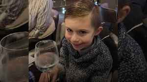 News video: Lucas Dobson: Search for six-year-old boy in River Stour