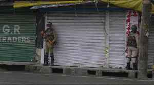 Kashmiris caught in India-Pakistan trade blockage