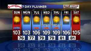 13 First Alert Las Vegas Weather August 18 Morning [Video]