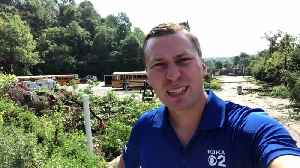 Reporter Update: Millvale Still Cleaning Up Storm Damage [Video]