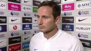 Lampard: We need time [Video]