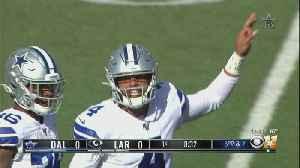 Cowboys Edge Rams 14-10 In Preseason Game In Hawaii [Video]