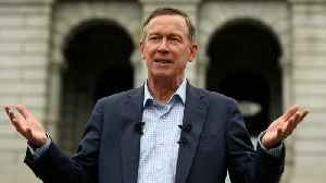 News video: John Hickenlooper Drops Out Of 2020 Presidential Run