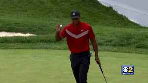 Tiger Woods Eliminated At BMW Championship [Video]