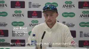 Joe Root: Archer adds a different dynamic to England [Video]