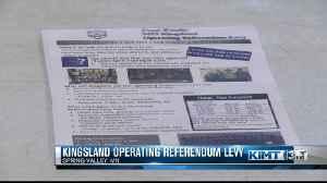 Kingsland school district's new tax referendum [Video]
