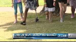 Limb Lab's golf tournament fundraiser [Video]