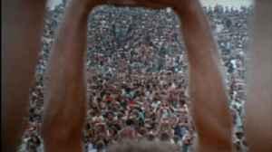 VIDEO: SteelStacks festival celebrates Woodstock's 50th anniversary [Video]