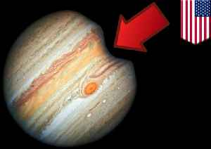 Massive collision could be the answer to Jupiter's strange core [Video]