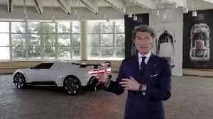 World Premiere of Bugatti Centodieci - Interview Stephan Winkelmann [Video]