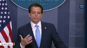 Trump Attacks 'Mental Wreck' Scaramucci, His Wife On Twitter [Video]