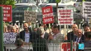 Turkey crackdown: Three pro-Kurdish party mayors removed [Video]
