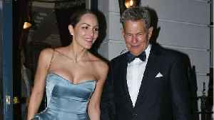 News video: Katharine McPhee On London Wedding To David Foster