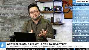 Digital Trends Live - 8.19.19 - Gamescom 2019 Schedule + Hypersonic Rocket Travel [Video]