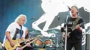 Neil Young To Release New Crazy Horse Album 'COLORADO' [Video]