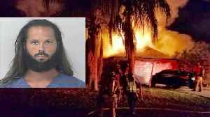 Okeechobee man arrested in Port St. Lucie arson [Video]