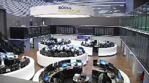 Deutsche Bank leads European shares higher, China stocks up [Video]